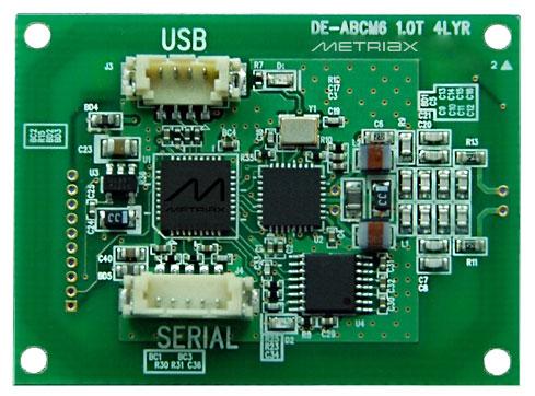 Metriax-MDE ABCM6 Modul- RFID Modul-Antennenmodul-NFC