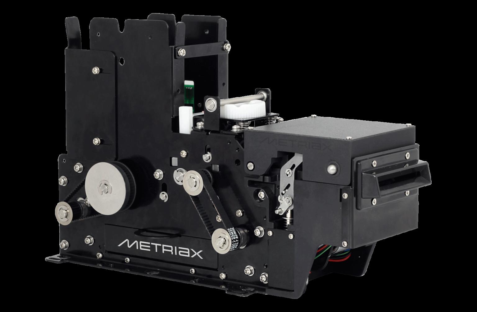 MCR 571 Motorkartenleser-Kartenspender-analog Quio QCR 571-Metriax