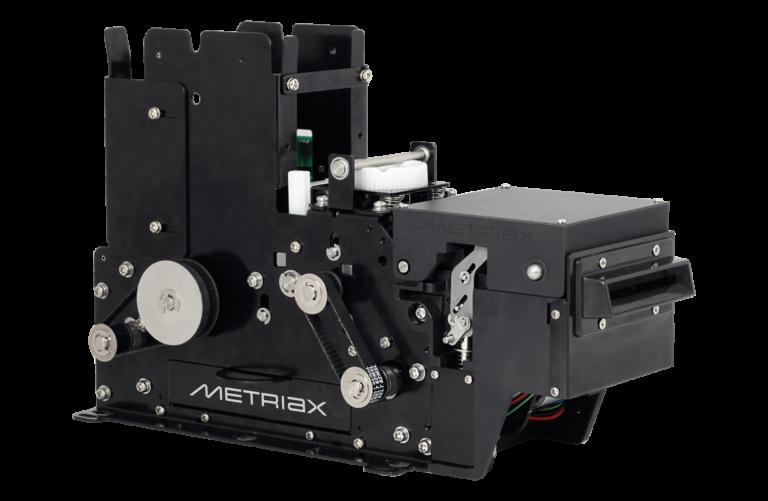 Metriax-MCR 571-Motorkartenleser-Kartenspender-analog QCR 571-motorisierter Kartenspender-RFID-Chipkarten-Magnetstreifenkarten