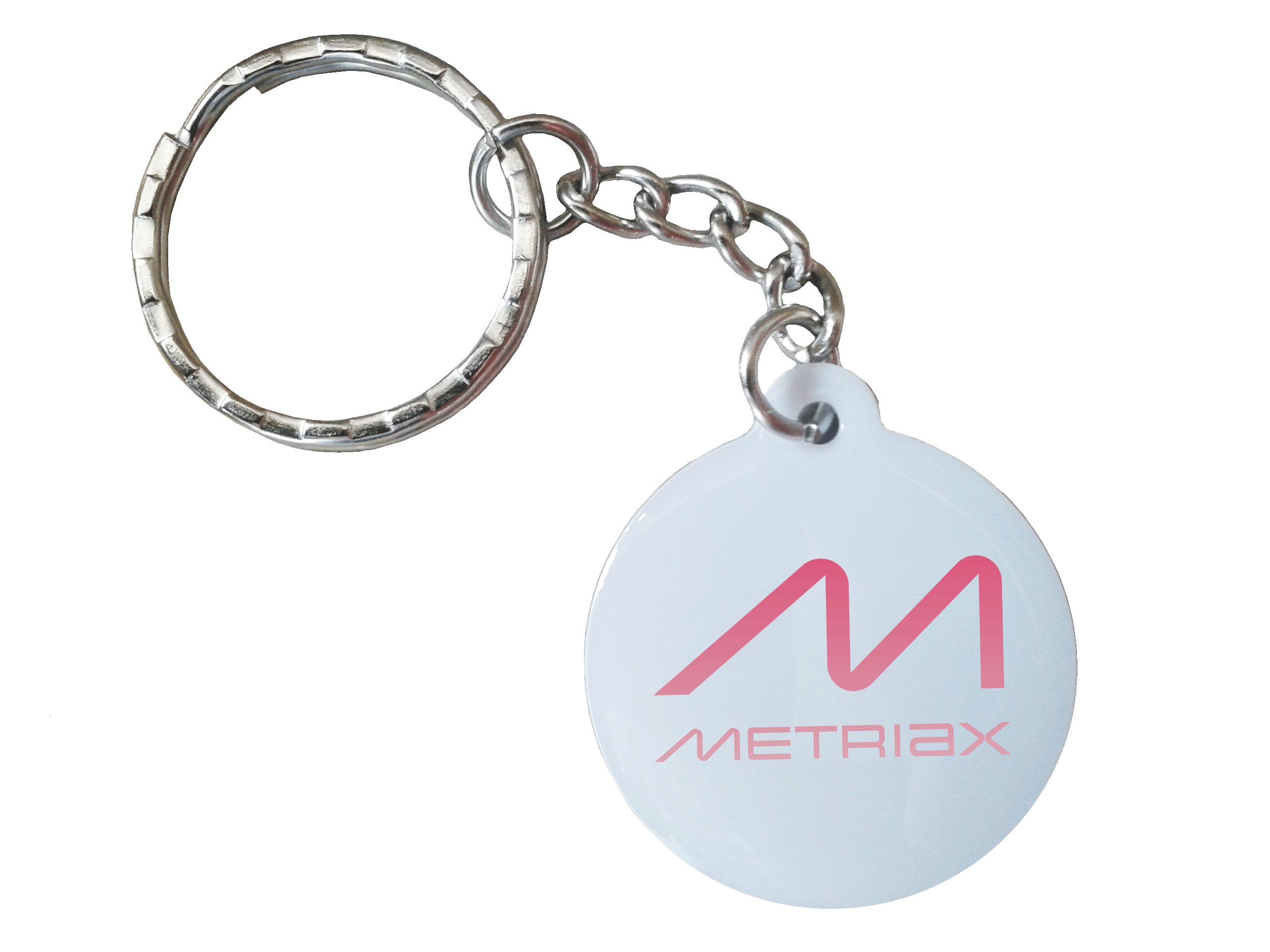 Metriax-Epoxy-RFID-NFC-Keyfob-Schlüsselanhänger-13,56 MHz-125KHz