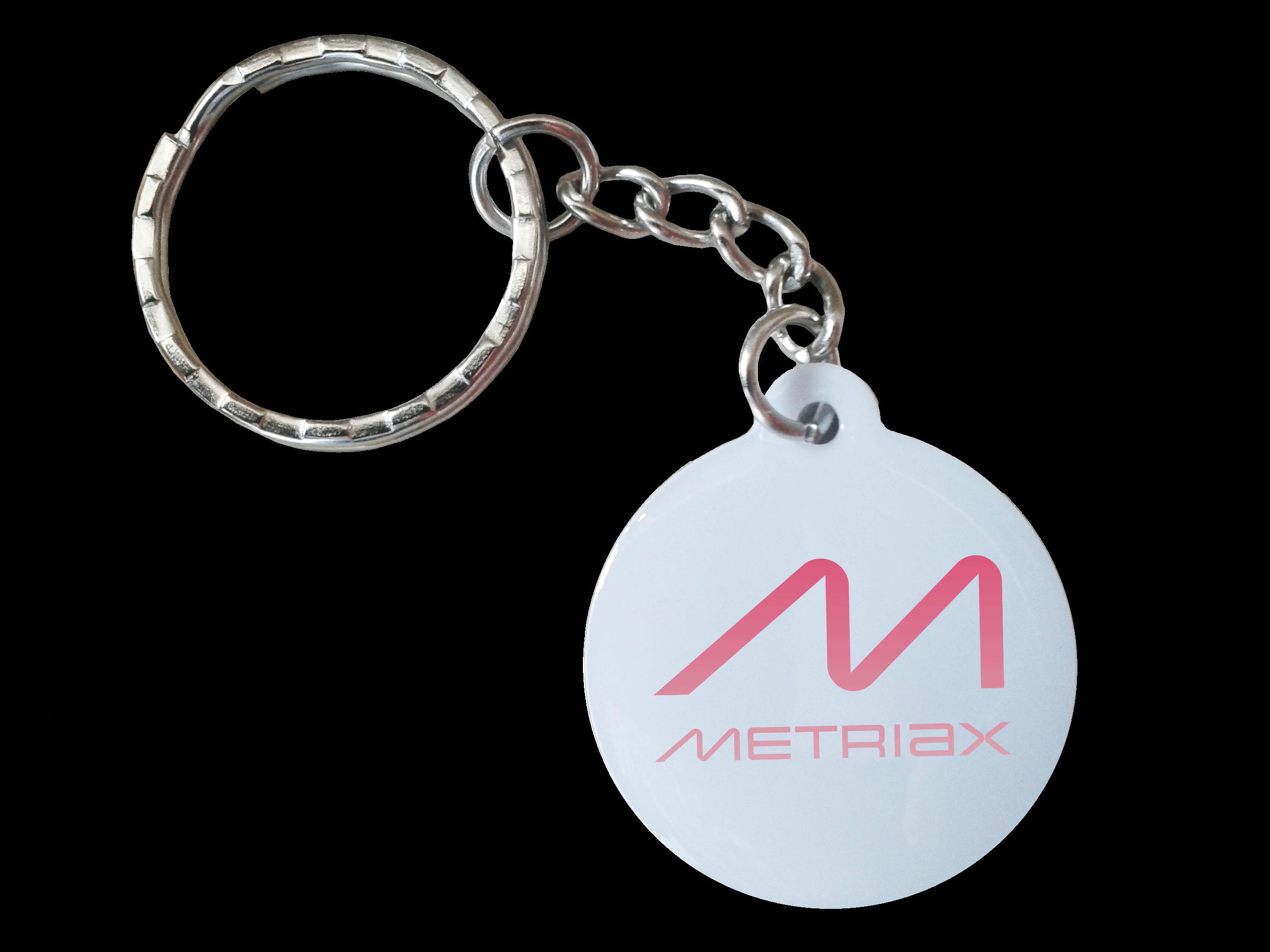 Metriax-Epoxy-RFID-NFC-Keyfob-Schlüsselanhänger