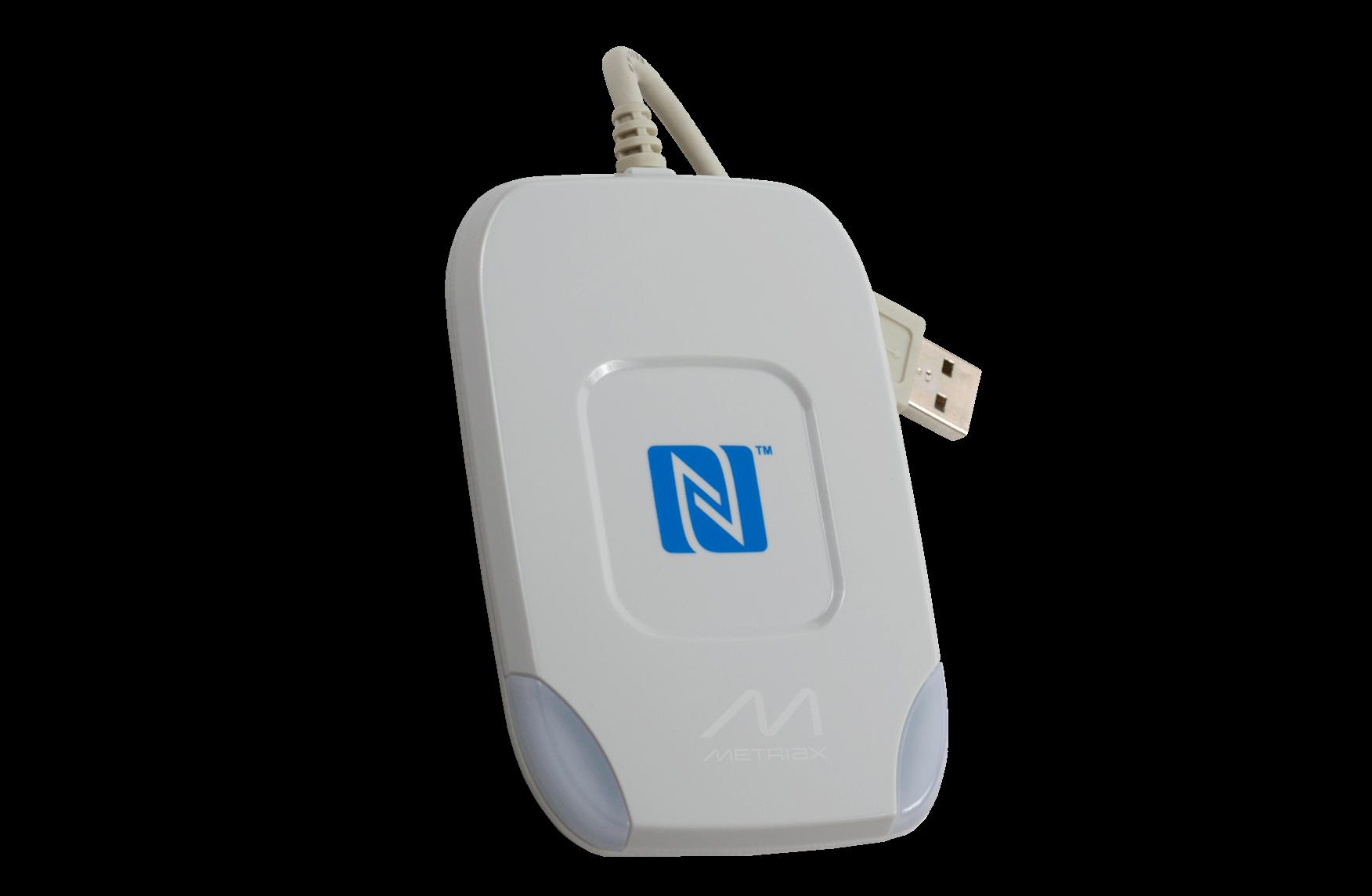 MDE Dragon USB-RFID Tischleser-Metriax GmbH-RFID NFC-Lesegerät