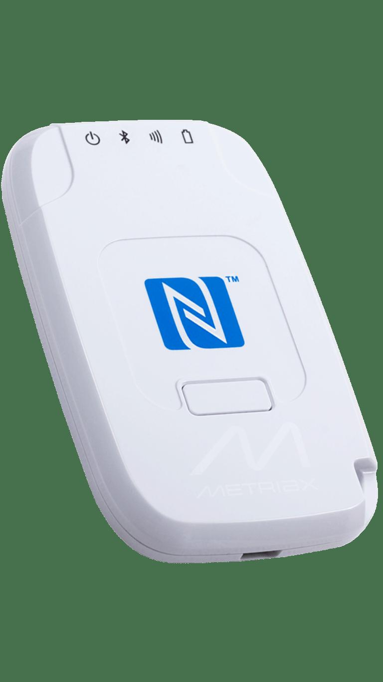 MDE Dragon-Bluetooth RFID Leser-RFID NFC Lesegerät-mobil-Metriax GmbH