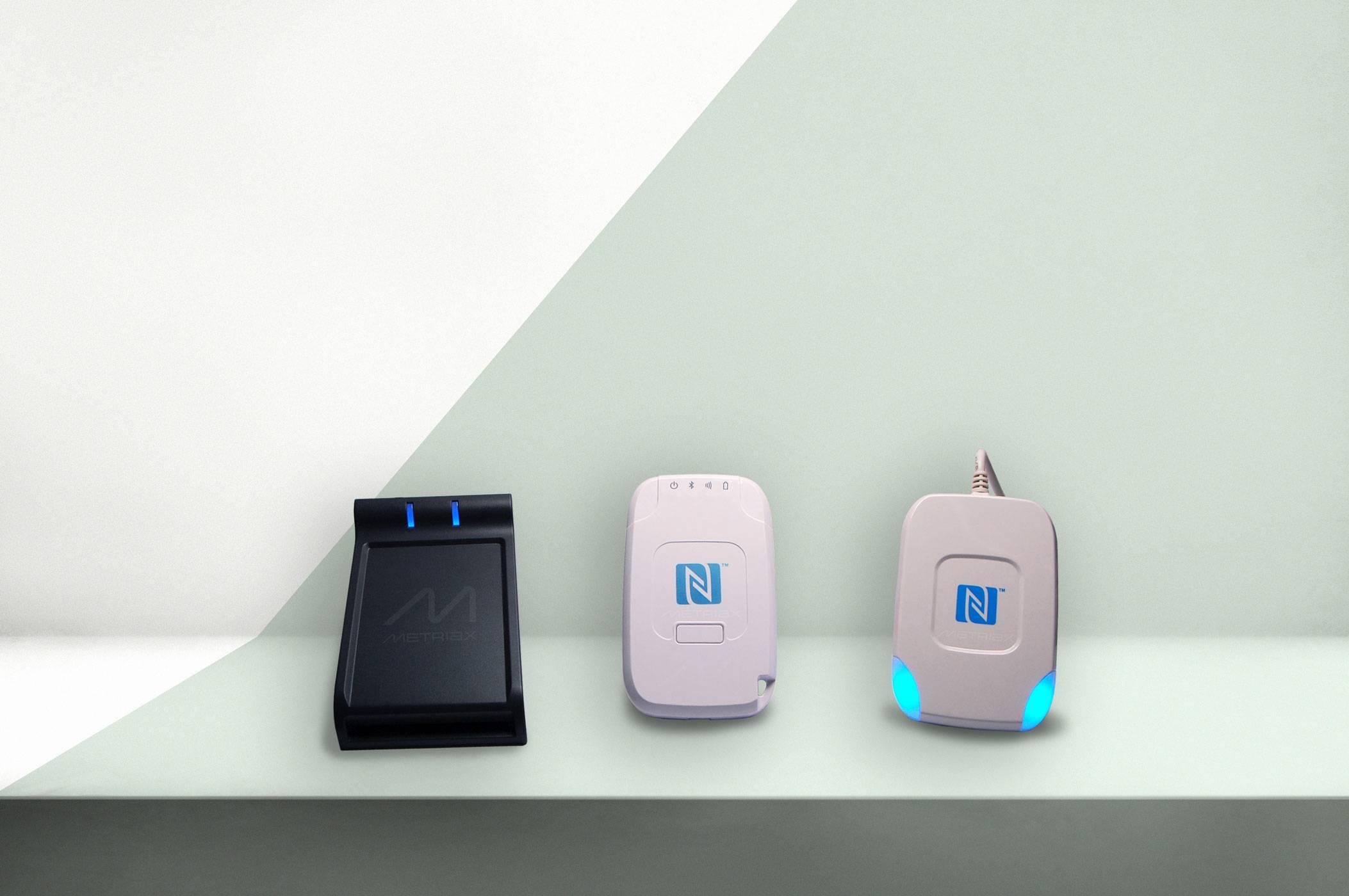Metriax-MDE-Dragon-620-RFID-NFC-Tischleser-Produkte-kontaktlos-Kartenleser-Bluetooth