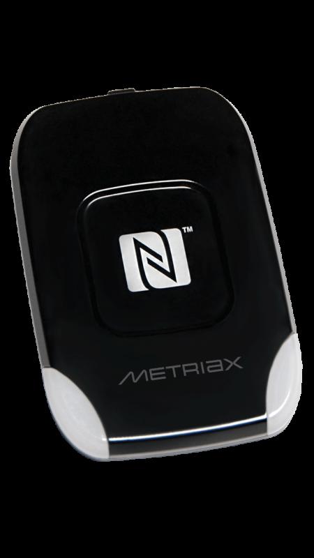 Metriax-RFID-NFC Tischleser-Tischlesegerät-Dragon USB-13,56 MHz