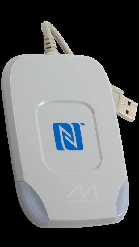 Metriax-MDE-Dragon-USB-RFID-Tischleser